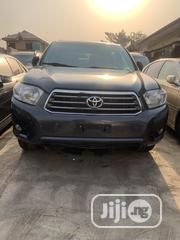 Toyota Highlander Sport 2008 Gray | Cars for sale in Oyo State, Ibadan