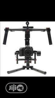 DJI Ronin-m 3-axis Handheld Gimbal Stabilizer | Accessories & Supplies for Electronics for sale in Lagos State, Ikeja
