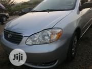 Toyota Corolla 2007 1.6 VVT-i Silver | Cars for sale in Abuja (FCT) State, Gwarinpa