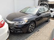Honda Accord 2016 Black | Cars for sale in Lagos State, Surulere