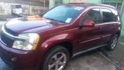 Chevrolet Equinox 2007 Red | Cars for sale in Abuja (FCT) State, Katampe