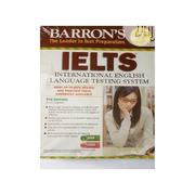 Barron Barron's Ielts 5th Edition | Books & Games for sale in Lagos State, Mushin