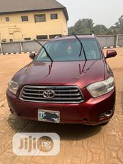 Toyota Highlander 2008 Red | Cars for sale in Imo State, Owerri
