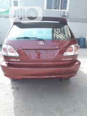 Lexus RX 2001 300 Red | Cars for sale in Lagos State, Mushin