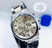 Emporio Armani Silver Chain Watch   Watches for sale in Lagos State, Lagos Island