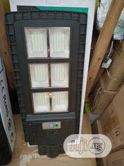 Original FRONT 120w Potable Plastics All in One Solar Street Lights   Solar Energy for sale in Lagos State, Lagos Mainland