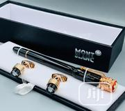 Montblanc Pen And Cufflinks | Clothing Accessories for sale in Lagos State, Lagos Island