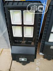 Original 100w Strong Potable Plastic All in One Solar Street Light   Solar Energy for sale in Lagos State, Lagos Mainland
