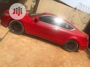 Honda Accord 2009 Coupe 3.5 EX-L V6 Red | Cars for sale in Lagos State, Agege