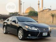 Lexus ES 2014 Black   Cars for sale in Abuja (FCT) State, Central Business District