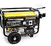 Sumec Sumec FIREMAN SPG 3000E2 Generator With KEY Starter | Electrical Equipments for sale in Lagos State, Ojo