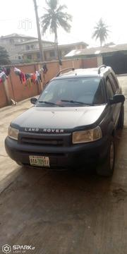 Land Rover Freelander 2002 Green   Cars for sale in Lagos State, Ojo