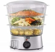 Tower 3-tier Steamer - 5.5 Litres | Kitchen Appliances for sale in Lagos State, Ojo