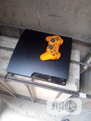Sony PS3 Slim Console 250gb Wit Games Pads for Sale | Video Games for sale in Lagos State, Amuwo-Odofin