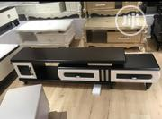 Marble Extendable Tv Stand | Furniture for sale in Lagos State, Ikorodu
