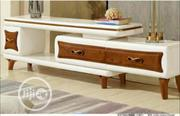 Quality Marble Extendable Tv Stand | Furniture for sale in Lagos State, Ikeja