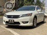 Honda Accord 2014 White | Cars for sale in Abuja (FCT) State, Garki 2