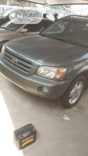 Toyota Highlander 2006 Green | Cars for sale in Lagos State, Lekki Phase 1