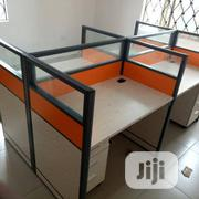 4 Man Quality Workstation | Furniture for sale in Lagos State, Ojo