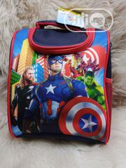 Captain America Lunch Bag | Babies & Kids Accessories for sale in Lagos State, Ikeja