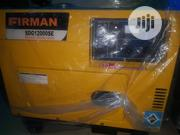 Firman 12000SE Diesel Soundproof Generator | Electrical Equipment for sale in Lagos State, Ojo