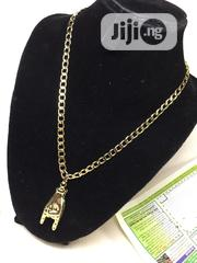 Gold Chain With Pendant | Jewelry for sale in Oyo State, Oluyole