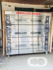 Electric And Gas Oven 3 Deck 9 Trays In One | Industrial Ovens for sale in Abuja (FCT) State, Jabi