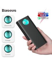 Baseus 20000mah Power Bank 18W PD3.0 + QC3.0 Fast Charger | Accessories for Mobile Phones & Tablets for sale in Lagos State, Ikeja