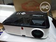 Optimax Multimedia Projector 4000 Lumis | TV & DVD Equipment for sale in Lagos State, Lekki Phase 1