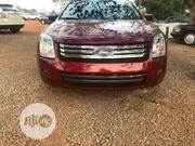 Ford Fusion 2008 3.0 SE Red | Cars for sale in Abuja (FCT) State, Gwarinpa