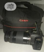 Neatly Used Canon Eos 350d With 75- 300mm Lens | Photo & Video Cameras for sale in Ebonyi State, Abakaliki