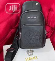 Top Quality Versace Designer Leather Cross Bag | Bags for sale in Lagos State, Magodo