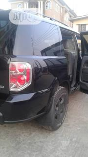Honda Pilot 2008 EX 4x4 (3.5L 6cyl 5A) Black | Cars for sale in Lagos State, Mushin