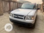 Ford Explorer 2005 Sport Track White   Cars for sale in Lagos State, Ojodu
