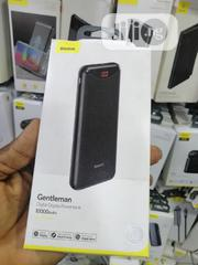 Baseus Gentleman Digital Display Power Bank 10000mah | Accessories for Mobile Phones & Tablets for sale in Lagos State, Ikeja