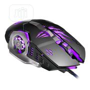 Apedra A8 Wired Professional 6-button Gaming Mouse | Computer Accessories  for sale in Lagos State, Ikeja