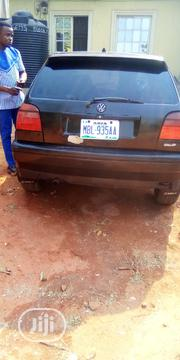 Volkswagen Golf 1999 1.4 Variant Black | Cars for sale in Anambra State, Onitsha