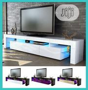 Console TV Stand LED Lights | TV & DVD Equipment for sale in Lagos State, Lagos Mainland