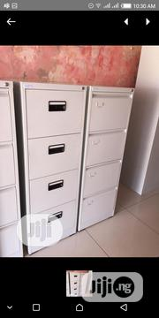 Italian Office Metal Filling Cabinets 4 Drawers | Furniture for sale in Lagos State, Ojo