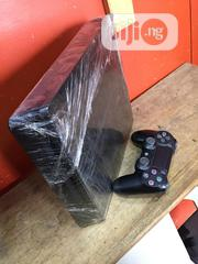UK Used Playstation 4 Slim With Preloaded Games   Video Games for sale in Lagos State, Alimosho