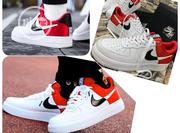 Best Quality Nike Air Force One Designer Sneakers | Shoes for sale in Lagos State, Magodo