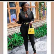 Lades Bodycon Tutrle Neck Jumpsuit | Clothing for sale in Lagos State, Ikeja