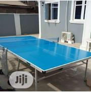 American Fitness Aluminium Outdoor Table Tennis   Sports Equipment for sale in Abuja (FCT) State, Central Business District