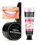 Activated Charcoal Teeth Whitening Powder And Paste | Bath & Body for sale in Lagos State, Ikorodu