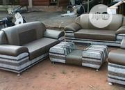 Sorfa Chairs With Table | Furniture for sale in Anambra State, Anambra East