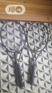 2 Pairs Of Neat Voiki Tennis Racquet | Sports Equipment for sale in Lagos State, Isolo
