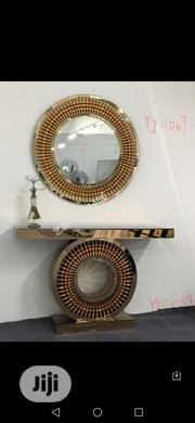 Console And Mirror | Home Accessories for sale in Lagos State, Maryland