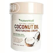 Naturewell Extra Virgin Coconut Oil Moisturizing Cream - 16 Oz | Skin Care for sale in Lagos State, Ipaja