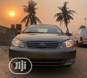 Toyota Corolla 2004 LE Gray | Cars for sale in Lagos State, Alimosho