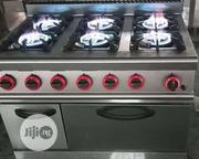 6 Burner Gas Stove With Oven   Restaurant & Catering Equipment for sale in Abuja (FCT) State, Nyanya
